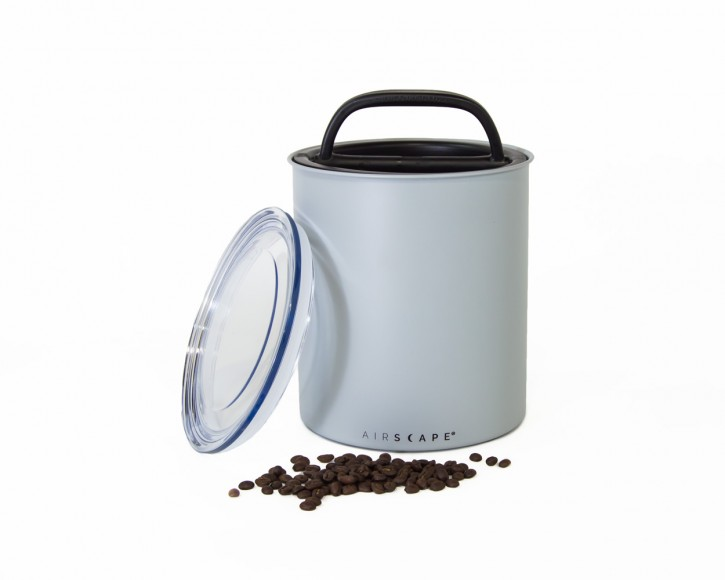 AirScape Kilo - Kaffeedose grau