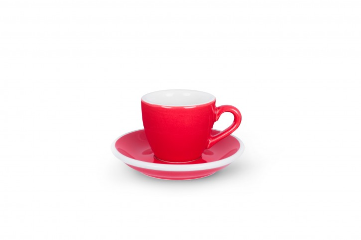 acme - Tassen Espresso / rot