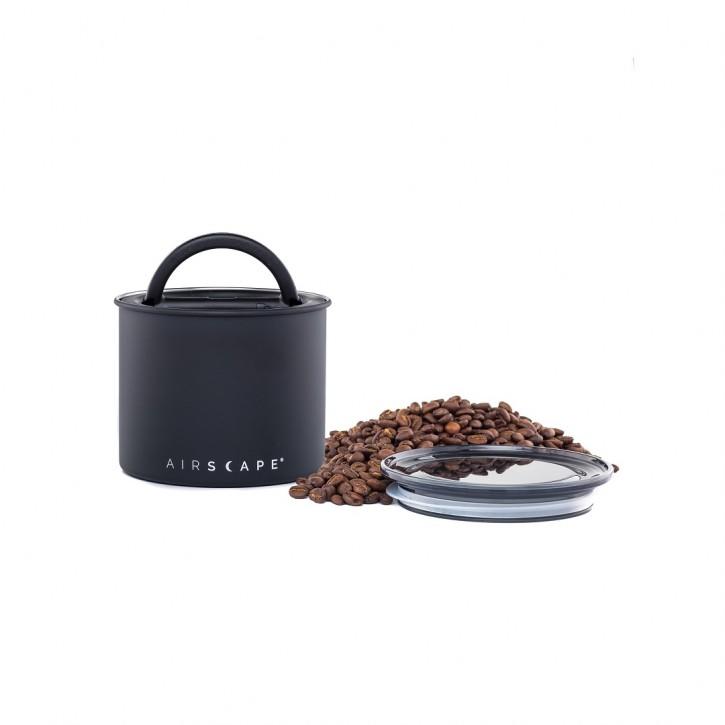 AirScape - Kaffeedose 950ml / matt schwarz