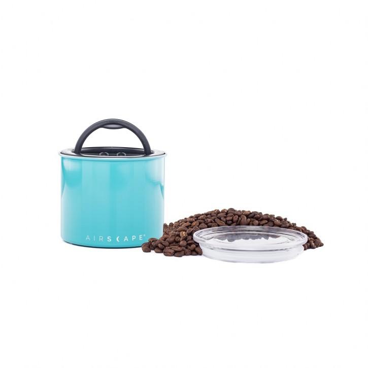 AirScape - Kaffeedose 950ml / Turquoise
