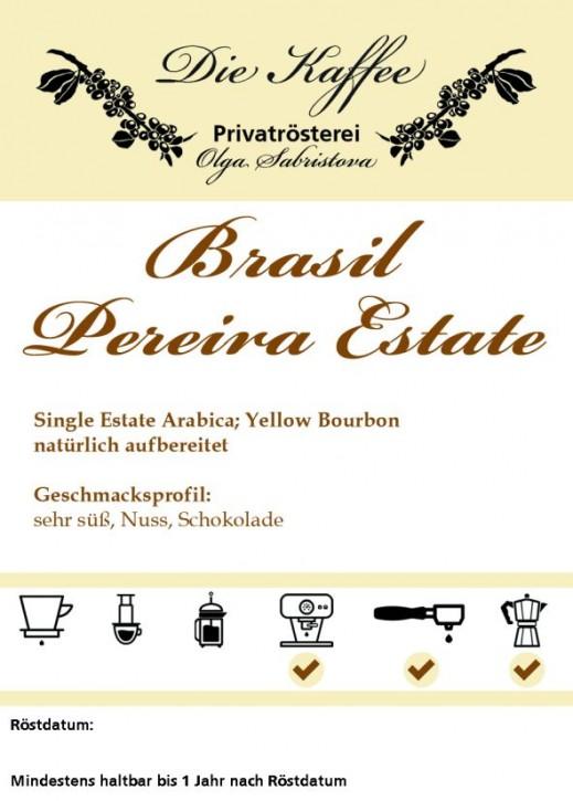 Brasil Yellow Bourbon - Pereira Estate