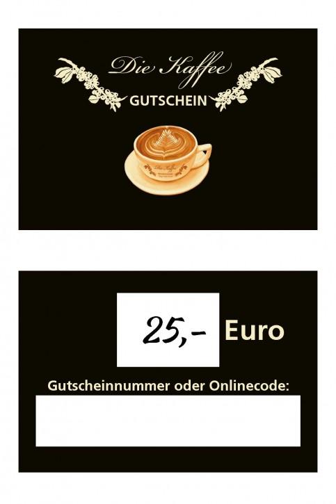 Guthabenkarte Ladengeschäft - 25,- Euro