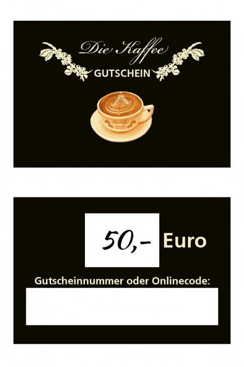 Guthabenkarte Ladengeschäft - 50,- Euro