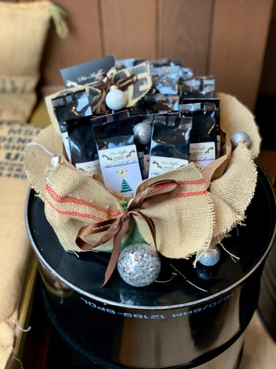 Die Kaffee Adventskalender - gemahlen