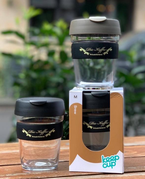 Keep Cup Brew - aus Glas