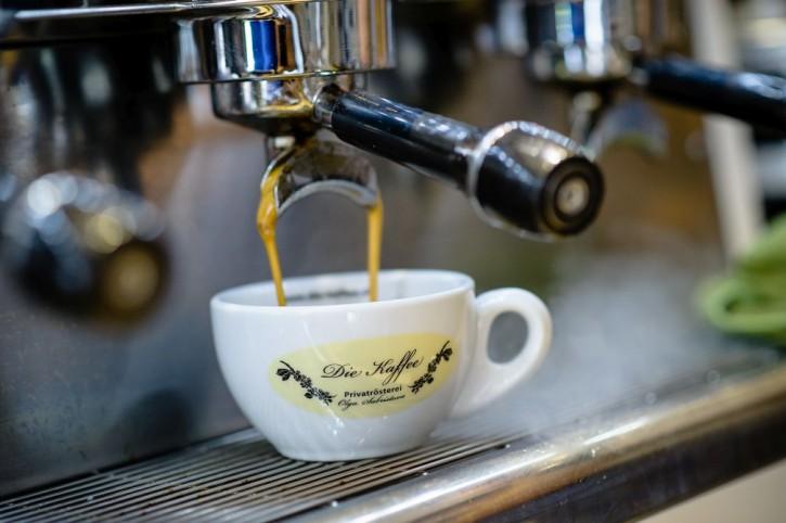 Die Kaffee - Tasse Latte - Palermo