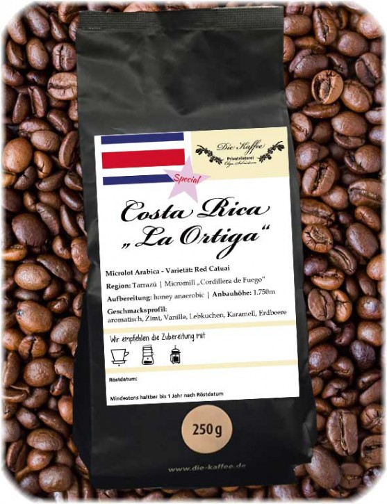"""Costa Rica """"La Ortiga"""""""
