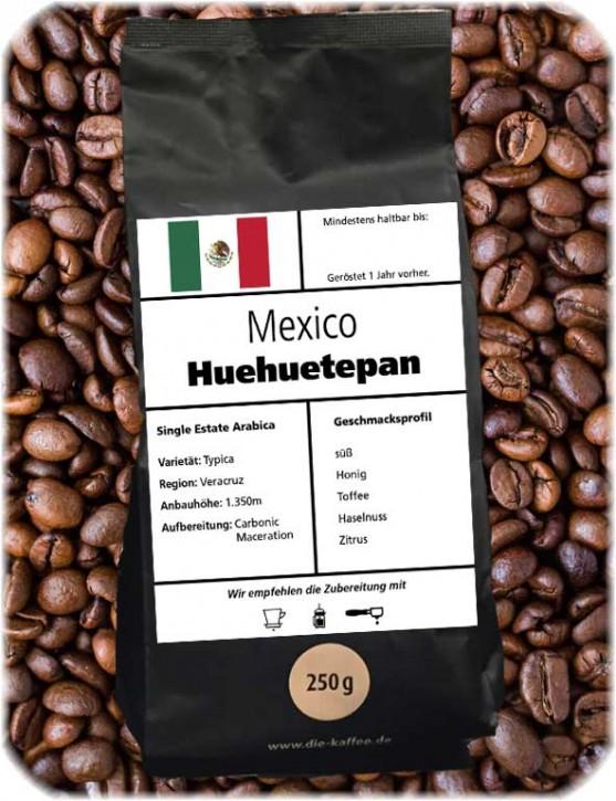 """Mexico """"Huehuetepan"""" ganze Bohne / 250g"""