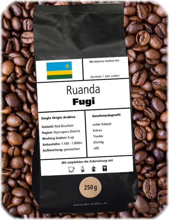 "Ruanda ""Fugi"""