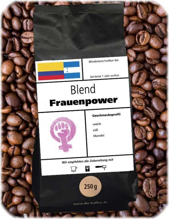 "Die Kaffee ""Frauenpower"" Blend"