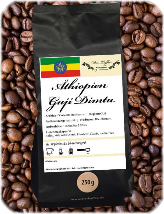 Äthiopien Guji Dimtu