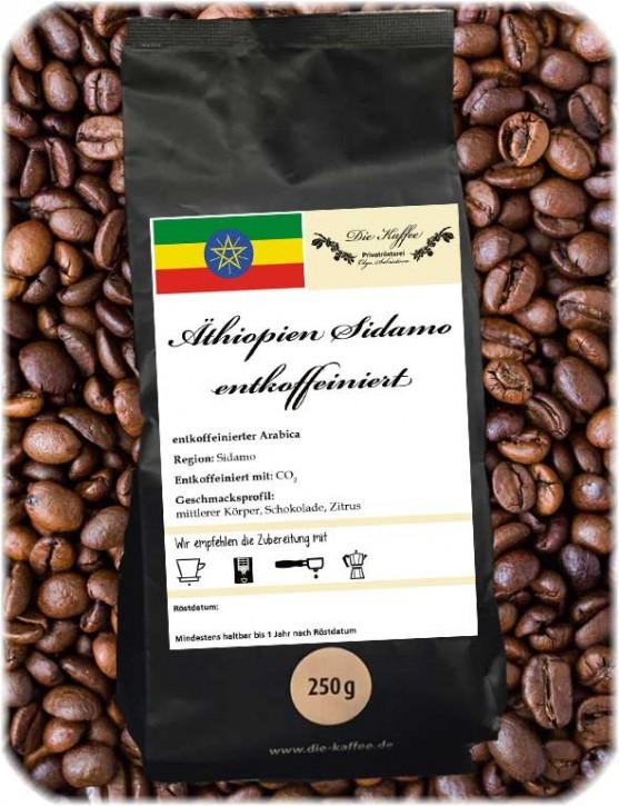 Äthiopien Sidamo entkoffeiniert