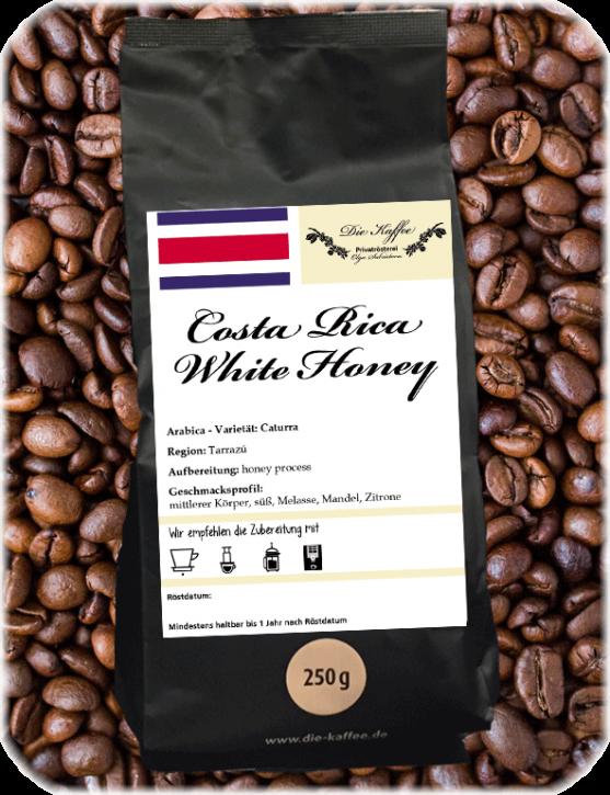 """Costa Rica """"White Honey"""""""