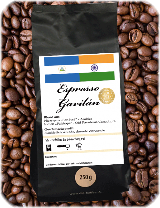 Espresso Gavilán