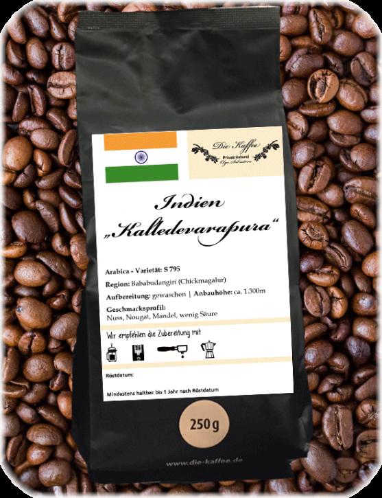 "Indien ""Kalledevarapura"" 250g / ganze Bohne"