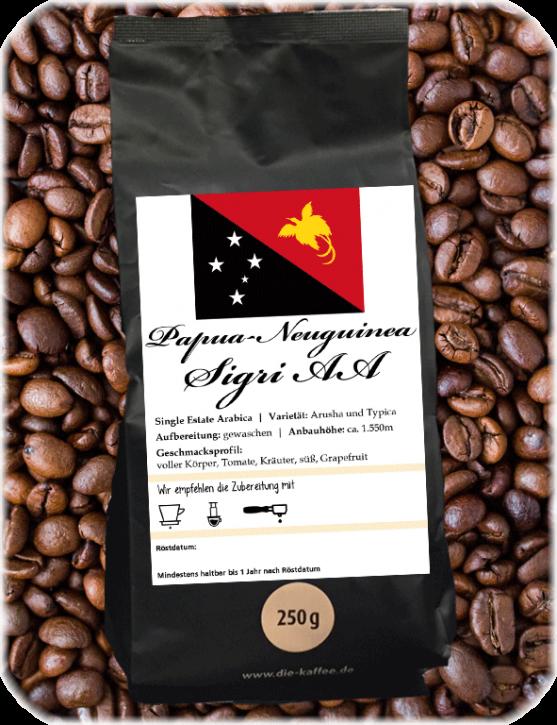 """Papua-Neuguina """"Sigri"""" AA"""