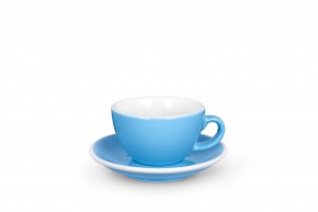 acme - Tassen Cappuccino / blau