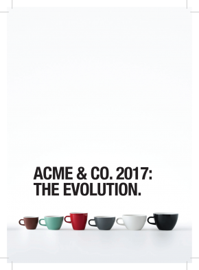 acme - EVOLUTION Serie