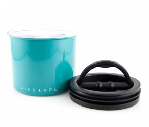 AirScape - Kaffeedose 950ml / Turquoise