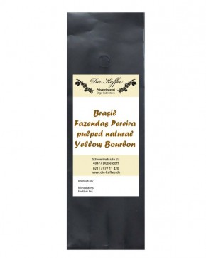 Brasil Pereira Estate - pulped natural - Rohkaffee