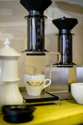 Die Kaffee - Tassen