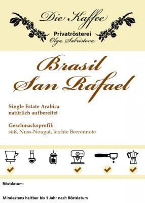 Brasil Cerrado San Rafael