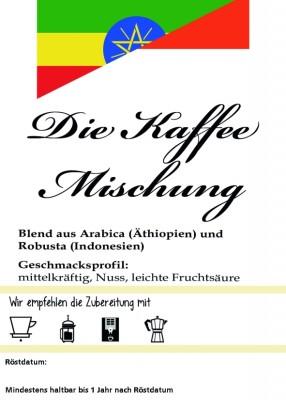 Die Kaffee Mischung
