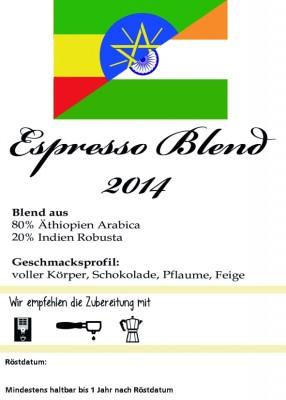 Espresso Blend - 2014