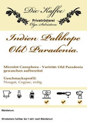Indien Palthope Estate - Old Paradenia