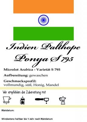 Indien Palthophe Estate - Ponya S 795