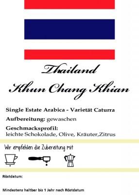 Thailand - Khun Chang Khian