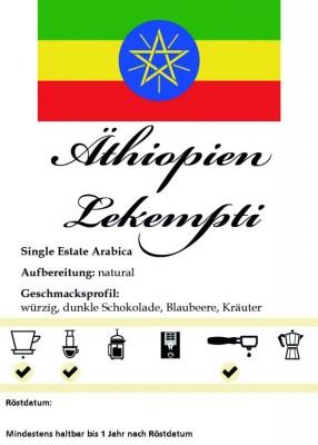 Äthiopien Lekempti