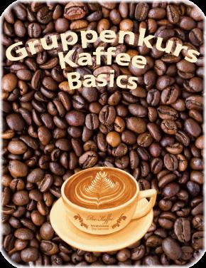 Kaffee Basics