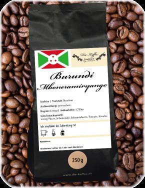 """Burundi """"Mboneramiryango"""""""