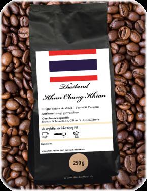 Thailand - Khun Chang Khian ganze Bohne / 250g
