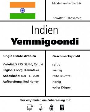 """Indien """"Yemmigoondi"""""""