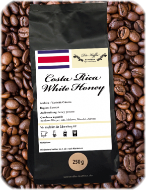 "Costa Rica ""White Honey"""