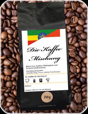 Die Kaffee Mischung 500g / Stempelkanne