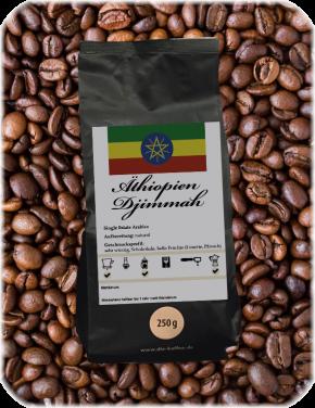 Äthiopien Djimmah Jasmine 250g / Filtermaschine